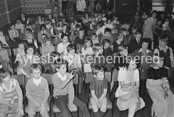 Rivets Children's Jubilee party, June 1977
