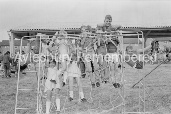 Berryfield Road playground, 1967