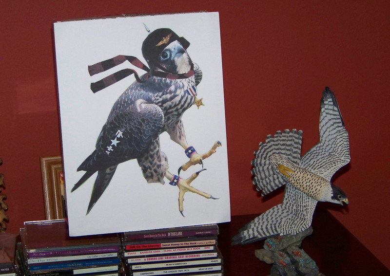 Baron began a crusade to convert other Peregrines to vegetarianism, a quixotic quest, certainly, but one which gave his life meaning.  He believed he was building a groundswell of change!