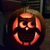 The 2017 Halloween Jack-o-Lantern