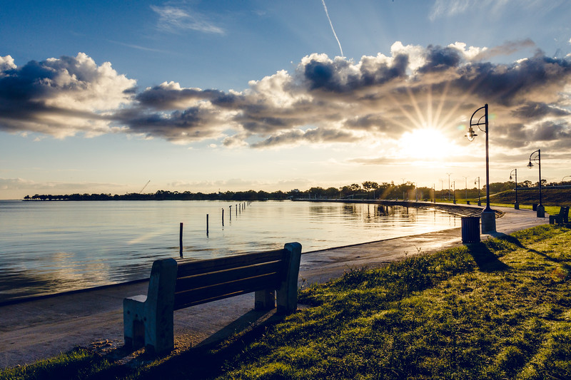 Lake Pontchartrain, New Orleans, Louisiana