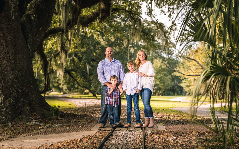 The Landry Family