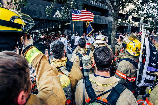 2017 New Orleans 9/11 Memorial Stair Climb