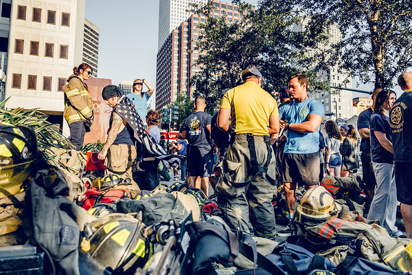 2017 New Orleans 9/11 Memorial Stair Climb