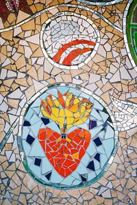 Mosaic On Clouet Street