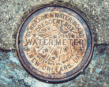 S&WB Water Meter Cover