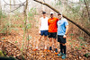 Fun Trail Running Photo Shoot