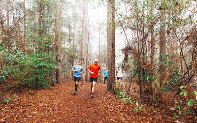 Trail Running Fun