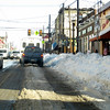 State Street 2 days after the snow stopped. Granted there's a lot to get rid of!