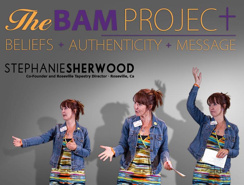 Stephanie Sherwood BAM