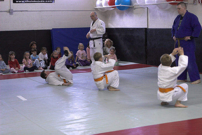 Daisies Troop 592 - Chu To Bu West Judo