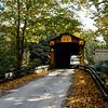 Ohio Covered Bridges - Ashtabula County [Olin's Covered Bridge]