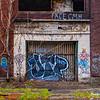 Graffiti Art @ Westinghouse Electric Building