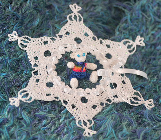 Snowflake Bear