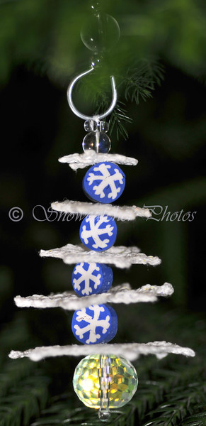 Using Up Homely Snowflakes