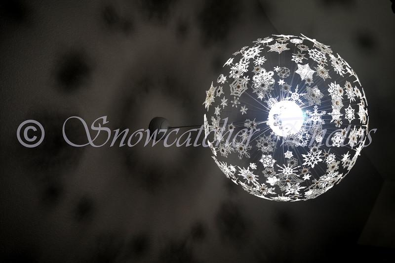 My Snowflake Lamp