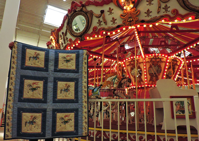 carousel horses for my mom