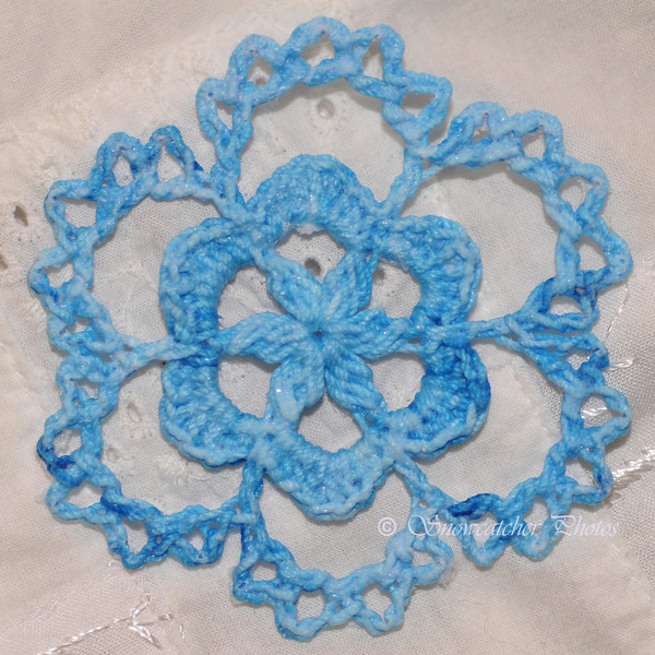 S-Stitch Snowflake