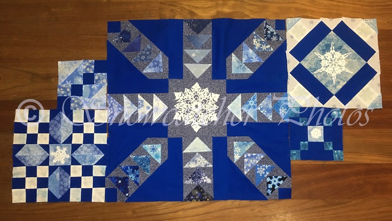 I think I'm going to love this quilt!
