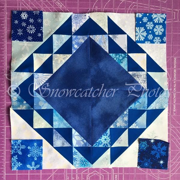 square corners