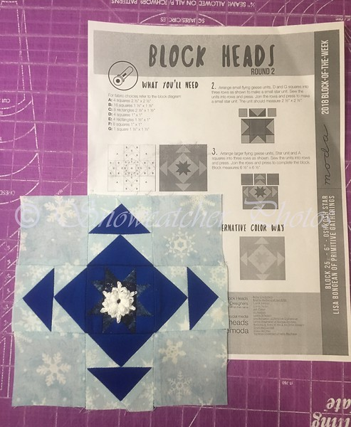 Block 25 - Oshkosh Star