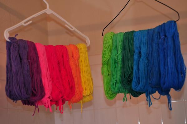 Dye Me a Rainbow