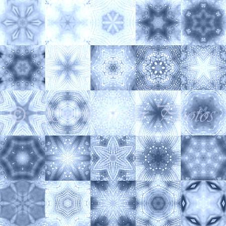 Thankful for amaryllis, kaleidoscopes and snowflakes