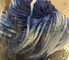 cornflower cotton yarn