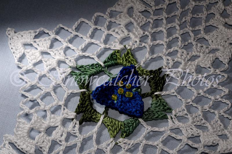 """<a href=""""http://www.snowcatcher.net/2015/07/spiderwort-monday.html"""" target=""""_blank"""">Spiderwort Snowflake</a>"""