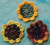 9-petaled Sunflakes II