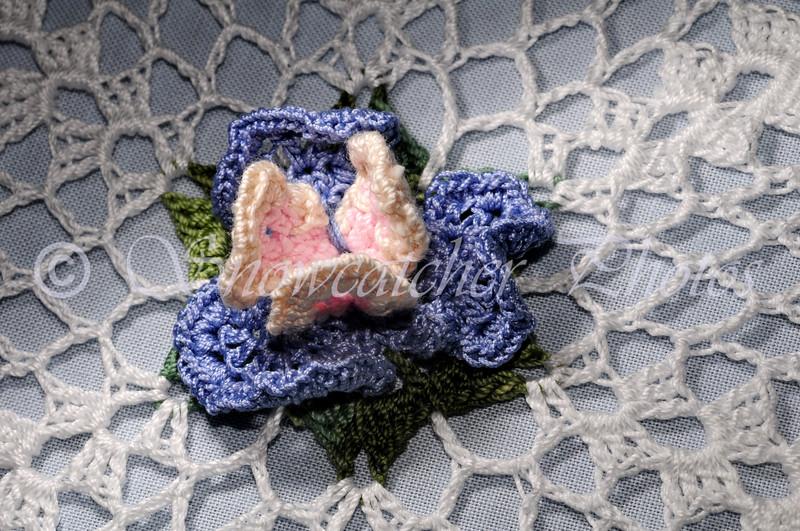 Iris Snowflake