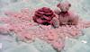 "Giant Pink <a href=""http://www.snowcatcher.net/2012/07/snowflake-monday.html"" target=""_blank"">Dahlia Snowflake</a>"