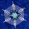 Baby Blue Eyes Snowflake