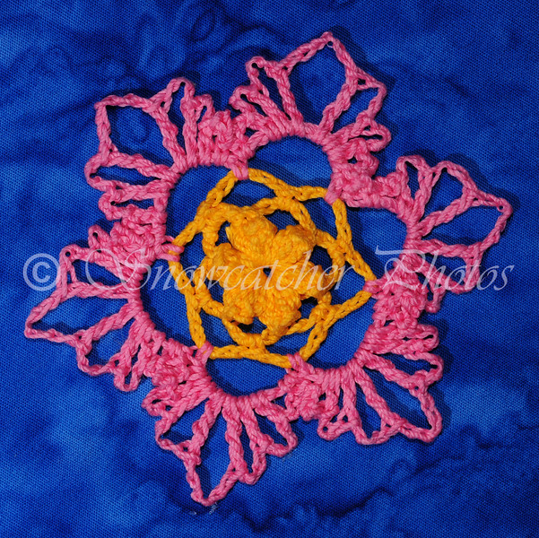 Lacey Flower Snowflake