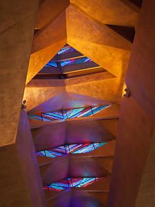 First Christian Church, ceiling