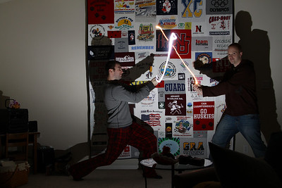 Lightsabers, take 2