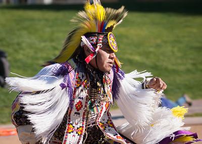 Native American hoop dancing, Phoenix AZ.