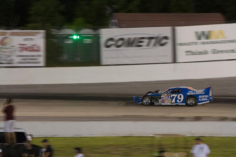 Houston Motorsports Park<br /> July 21, 2012<br /> Class: NASCAR Fiesta Modifieds<br /> Driver: Joe Aramendia