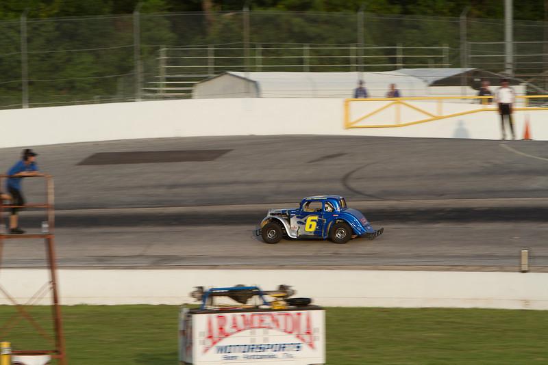 Houston Motorsports Park<br /> July 21, 2012<br /> Class: Legends<br /> Driver: Jake Thomasson (6)