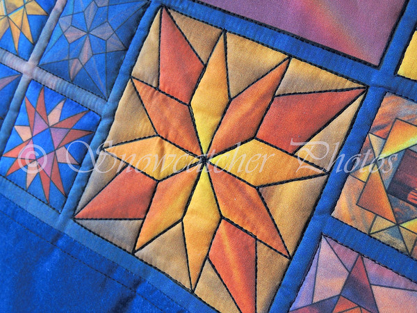 Quilted Skies Pin Quilt