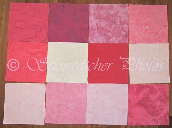 pink crackers