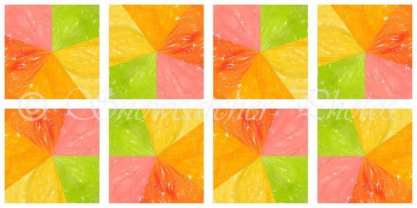 Citrus Patchwork