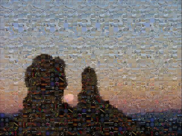 Chimney Rock Moonrise