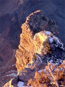 Hopi Point, Grand Canyon NP, AZ, 1975
