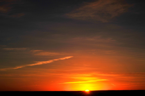 Late December Sunrise