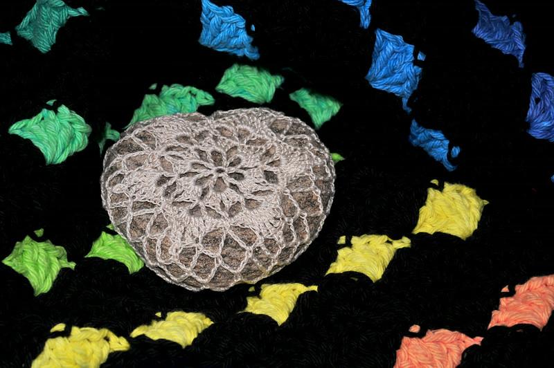 Cold Storage Snowflake Rock