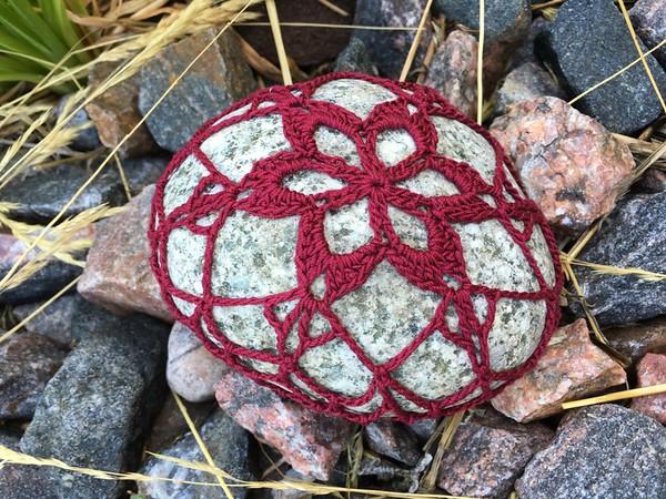 Tanager Snowflake Rock