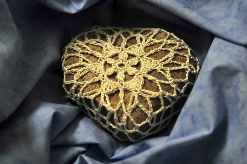 Ravellenic Snowflake Rock