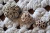 Garden Snowflake Rocks