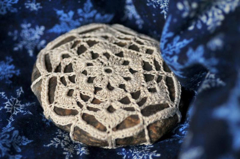 Cold Storage II Snowflake Rock